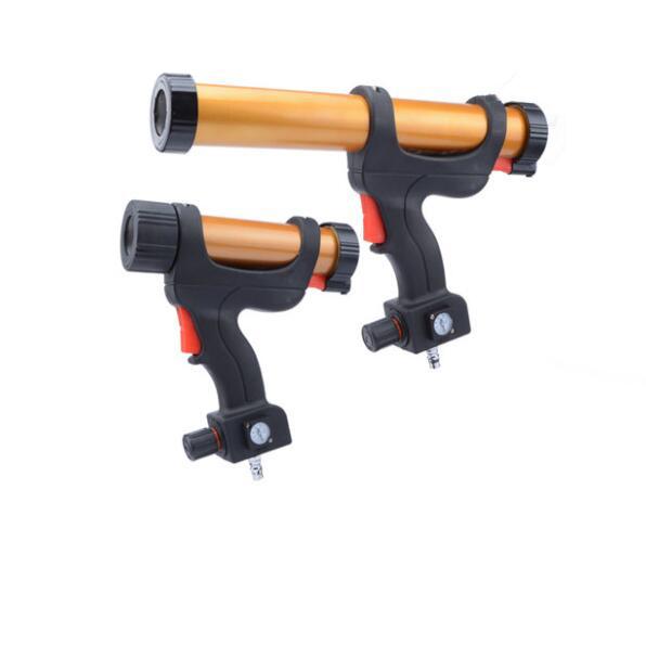 310ML PS 400 / 600ML soft representative may speed pneumatic glass glue gun glue gun silicone n