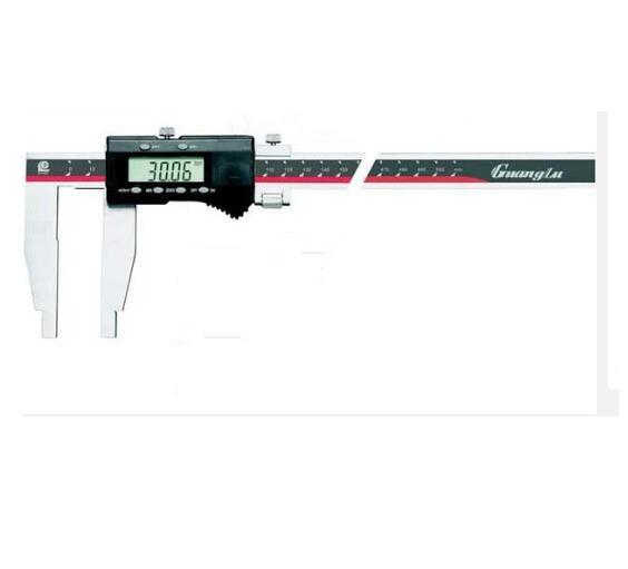 Thước kẹp điện tử  Original authentic Guilin Guanglu digital caliper one-way claw wide caliper 0-500