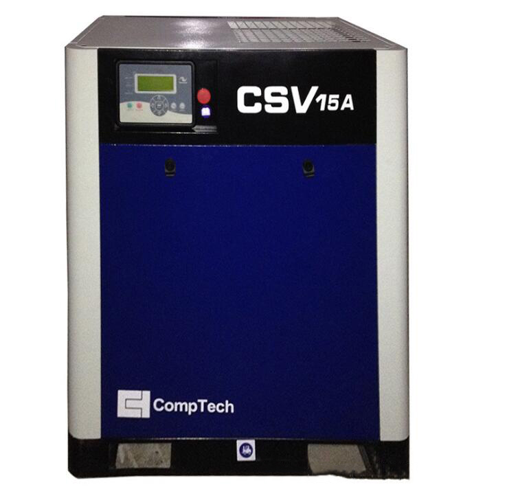 Máy nén khí  Comptech/ CSV15A screw type air compressor with variable frequency noise and long life