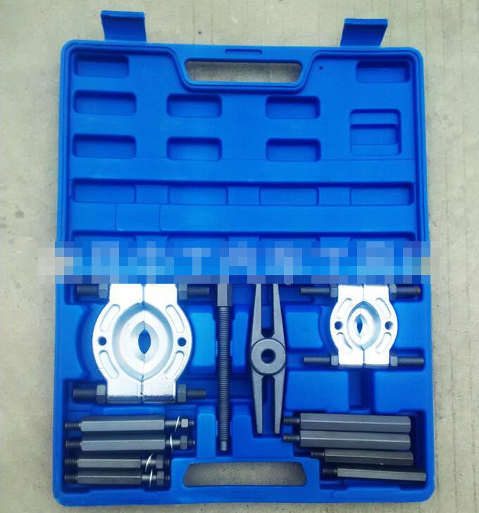 Singles puller tool set / multi-purpose bearing puller / bearing teaser device / bearing Rama device