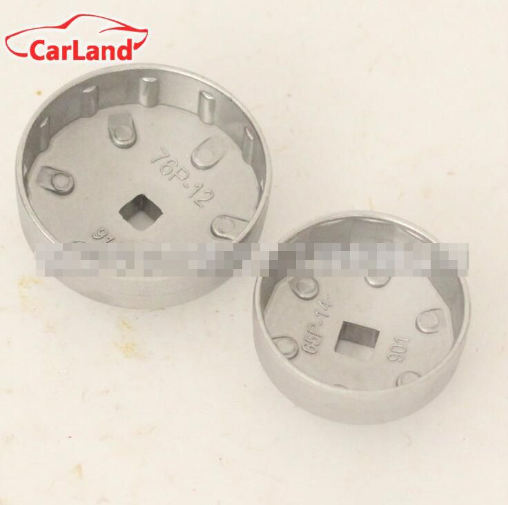23 cap type oil grid car repair tool disassembly filter wrench oil grid Wrench filter wrench