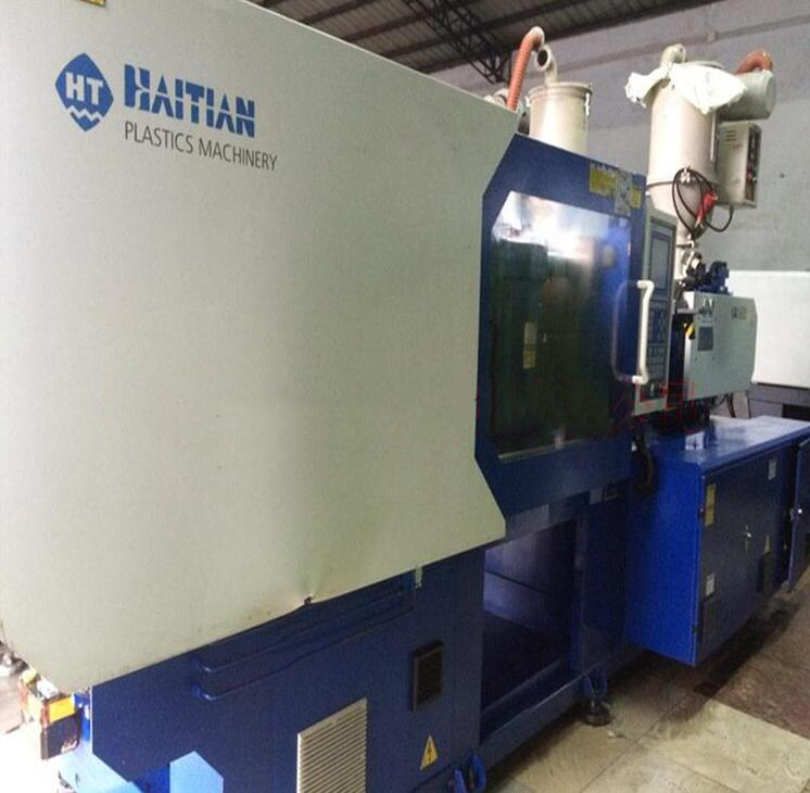The supply of second-hand injection molding machine Haitian IA1600 tons of high cash recycling whole