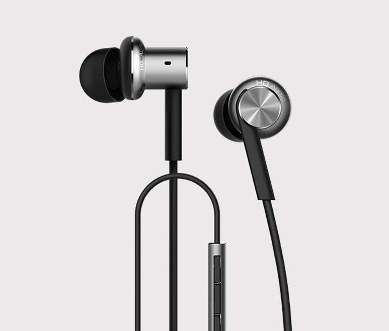 Hàng chính hãng giá gốc  Xiaomi / millet red rice millet headphones iron ring Note2 4 3 General ear