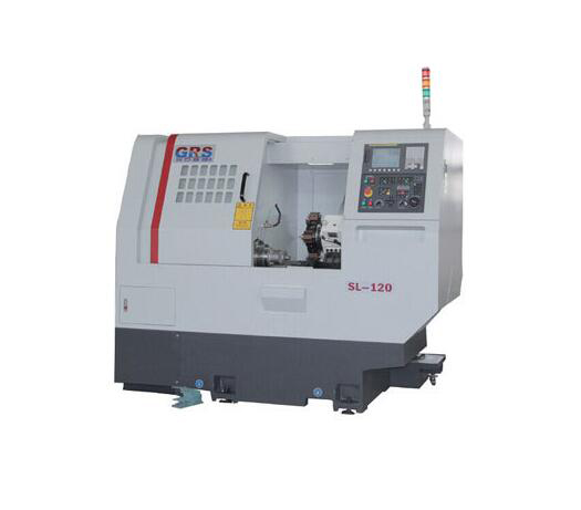 Máy tiện CNC  Factory Outlet imported Taiwanese giant light rail line slant bed precision CNC lathe