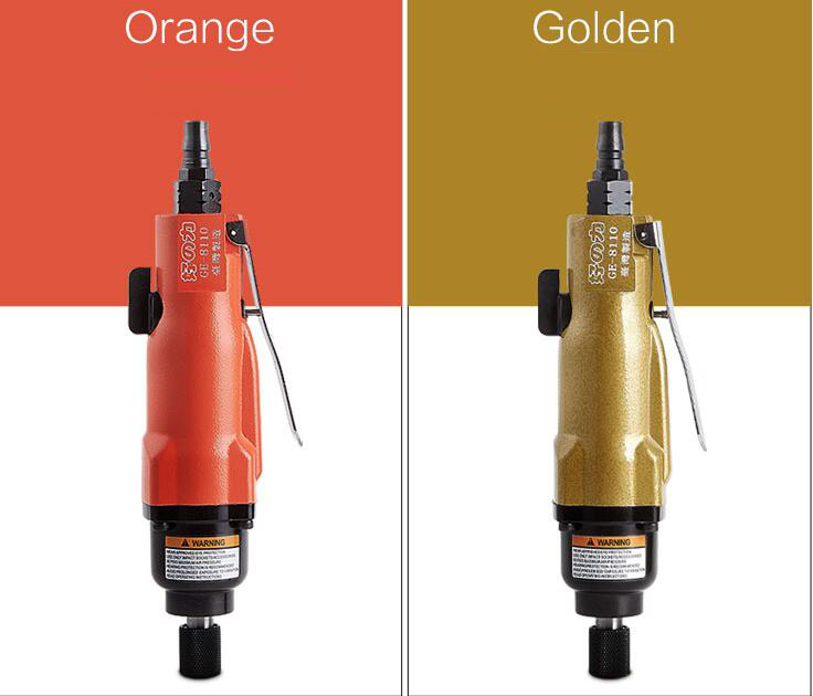 Dụng cụ bằng hơi  Good の force wind approved pneumatic screwdriver screwdriver industrial grade gas