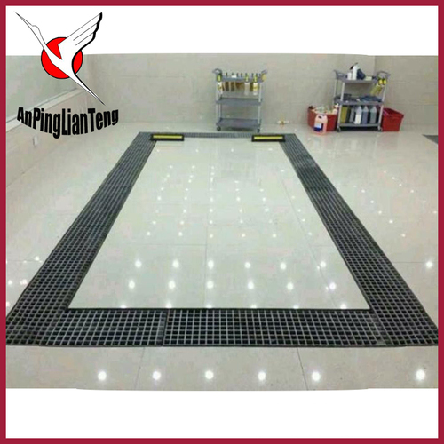 Nắp cống  Manhole cover ditch cover steel grid board manufacturers selling durable