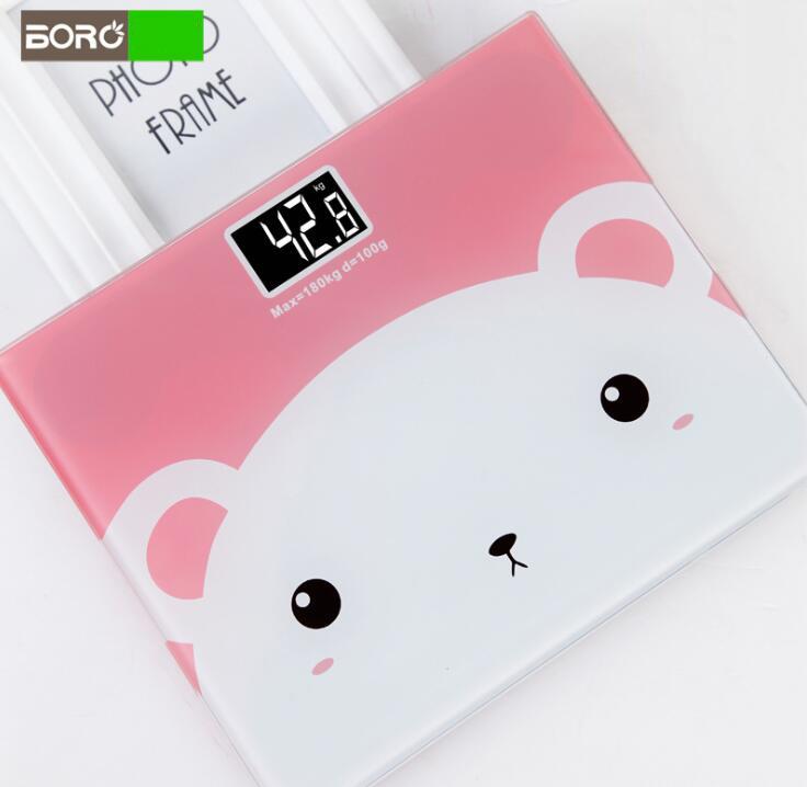 Cân điện tử cân sức khỏe mini Bao Lan