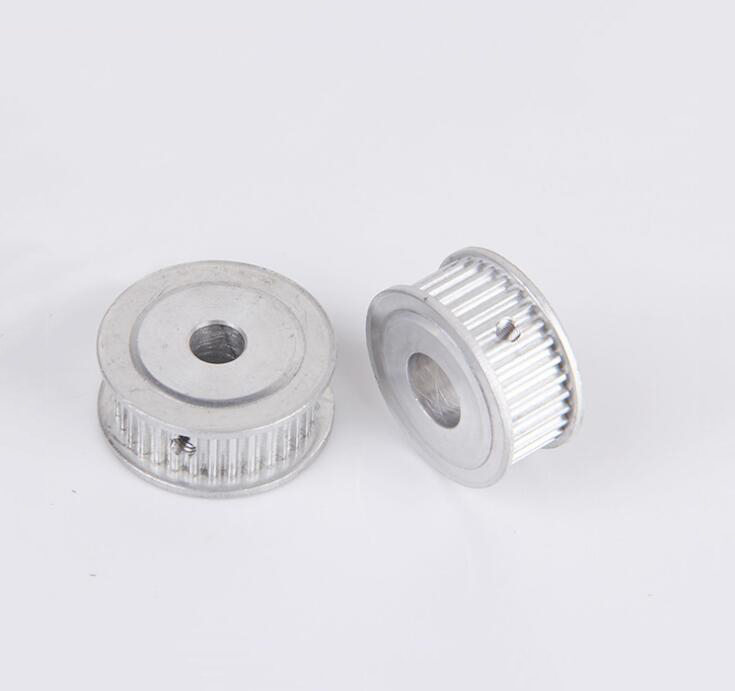 Dây curoa    Han Long S3M aluminum timing pulley belt gear GB more specifications can be made larg
