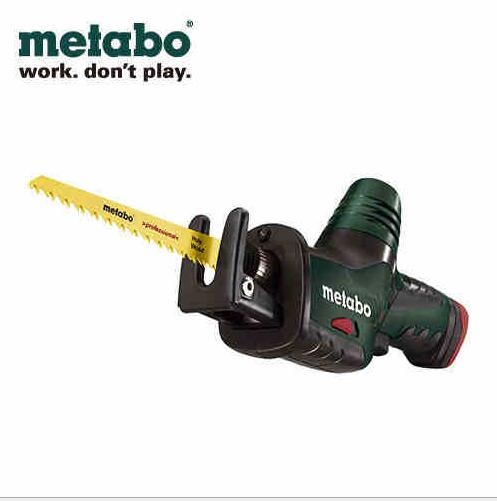 Dụng cụ bằng điện  Metabo reciprocating saw power tools PowerMaxx ASE lithium rechargeable saber sa