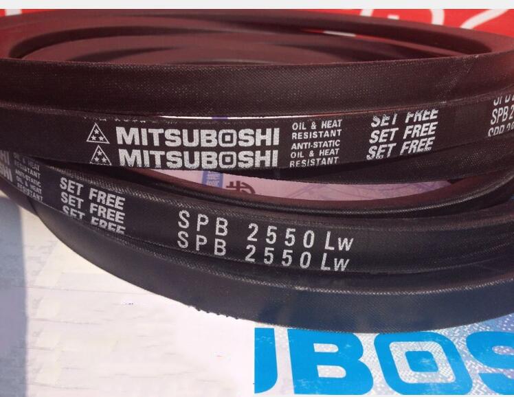 MITSUBOSHI distributor of Samsung Japan imported industrial belt conveyor / belt / timing belt