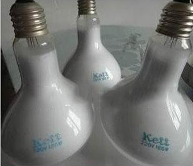 Dụng cụ chuyên dùng   Supply Japan Kett infrared moisture meter FD-610 light bulb 220V*185W 100V*18