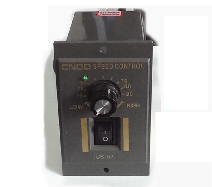 Máy giảm tốc  200W 250W geared motor speed governor US-52 year warranty original panel