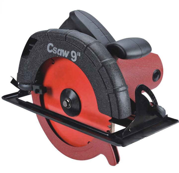 Dụng cụ bằng điện 100 Wen wholesale electric circular saw 9 inch plastic body electric circular saw