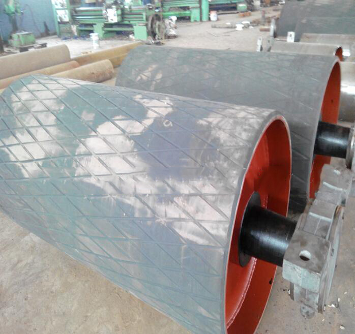 Mine manufacturers supply special high-roller conveyor drive roller wholesale