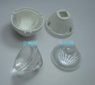 Đèn LED thấu kính  XML CREE lens, XML45 degree