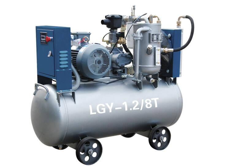 Máy nén khí  Direct manufacturers Kaishan brand LGYT series screw air compressor for mine