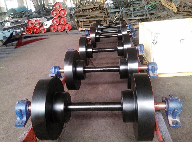 Conveyor rollers special environmental squirrel-cage drum roller