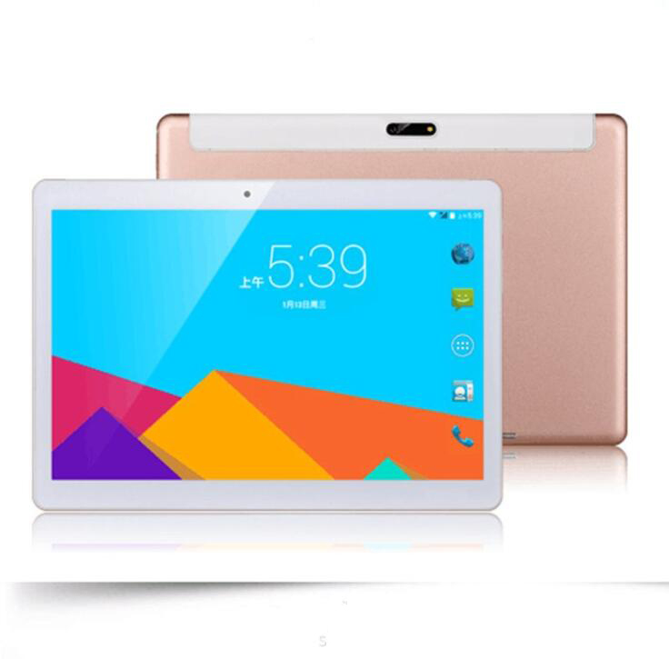 Wholesale new 10-inch quad-core Tablet PC Andrews 5.1 pairs of network 3G call version 10.1-inch IPS
