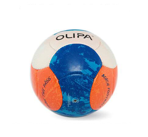 Simili tổng hợp OLIPA Mr Lian beach football BS1200 PU synthetic leather hand/machine stitched footb