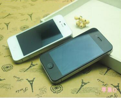 Used Apple / Apple iPhone4s original lock without lock three networks Mobile Unicom Telecom mobile p