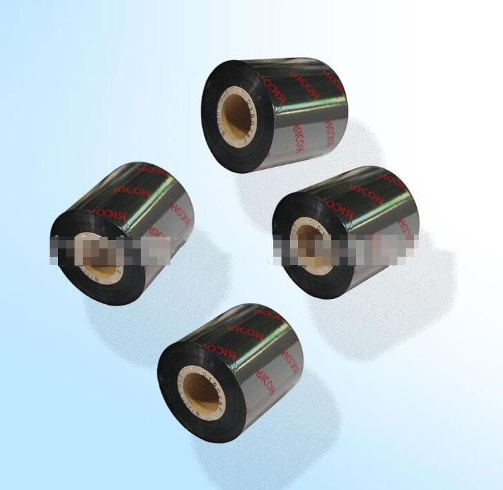 Ruy băng   Ricoh ribbon, B110CR, full resin ribbon ribbon, scratch waterproof label printing ribbon