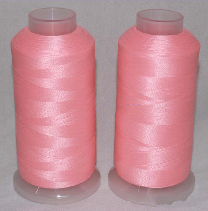 Dây kim loại [Textile] Shun Yu offers free Glow like to do 11 kinds of sewing thread 150D / 2 hair l