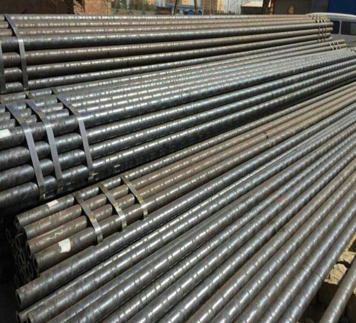 20 seamless steel pipe production and processing custom small-caliber non-standard hot-rolled seamle
