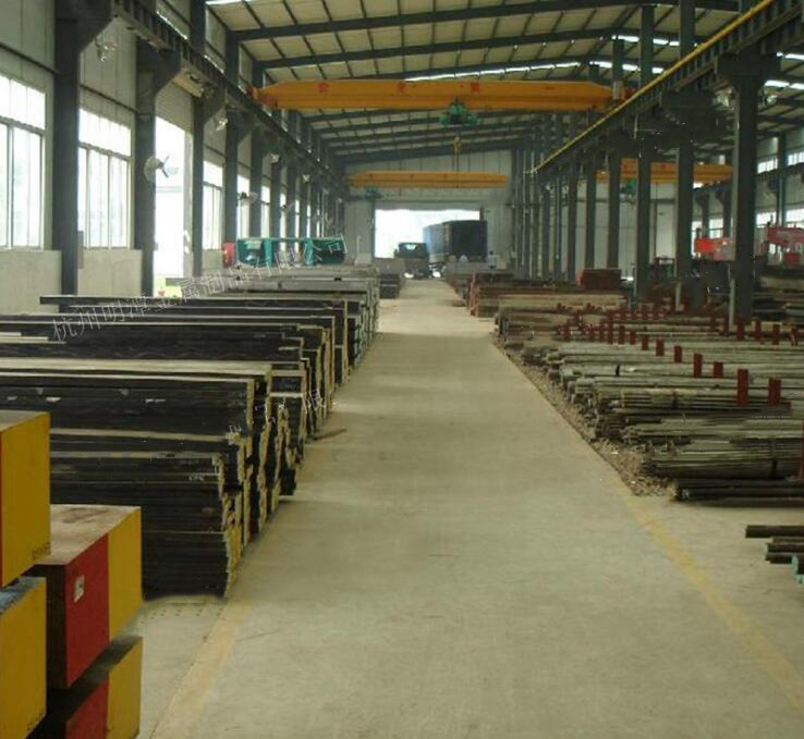 Thép cao cấp  1.2711 high hardness and high toughness large plastic mold special steel Germany Grod
