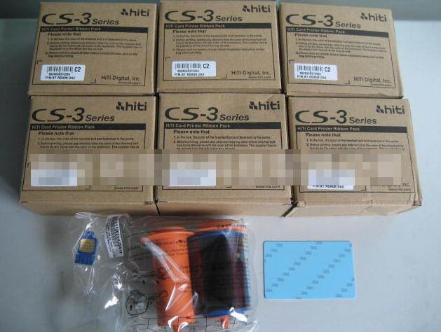 HiTi card machine Ribbon 310 311 312 320 C2 C3 law HiTi high P560 P550