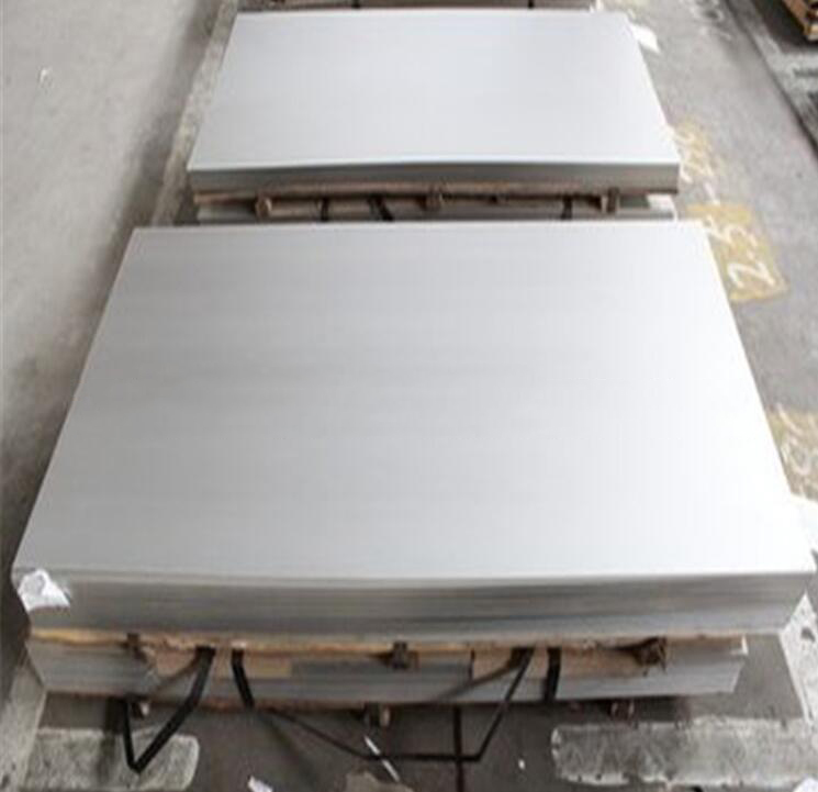 Large supply of 304L stainless steel, hot-rolled 304L stainless steel plate, stainless steel embosse