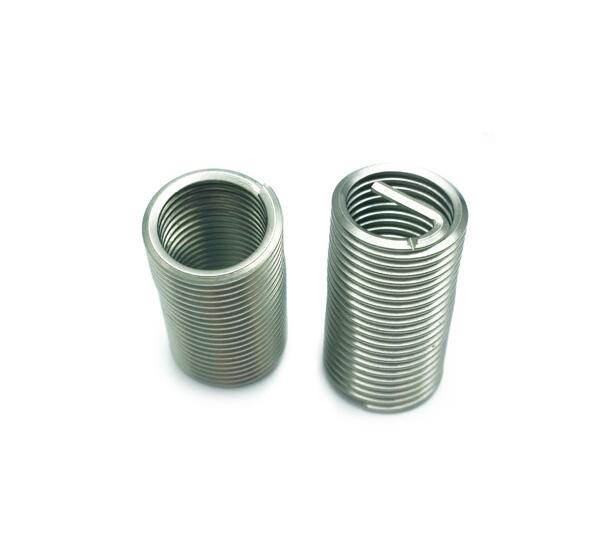 Thép gân  304 stainless steel wire thread set of braces cases steel bushing M2M2. 5 m3m4-0.7 * 2.5 *