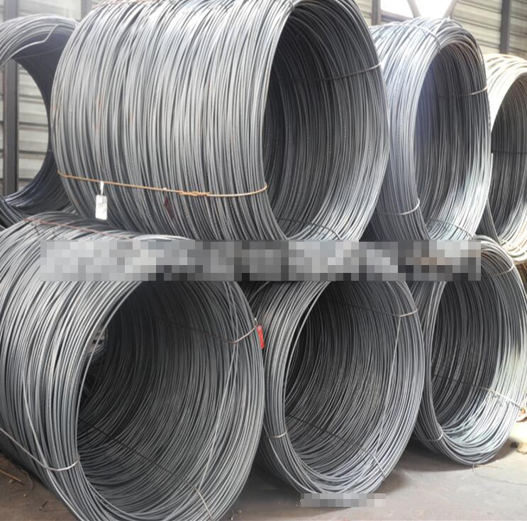 Shelf HRB400 plate screw thread wire mesh quality wire rod complete specifications