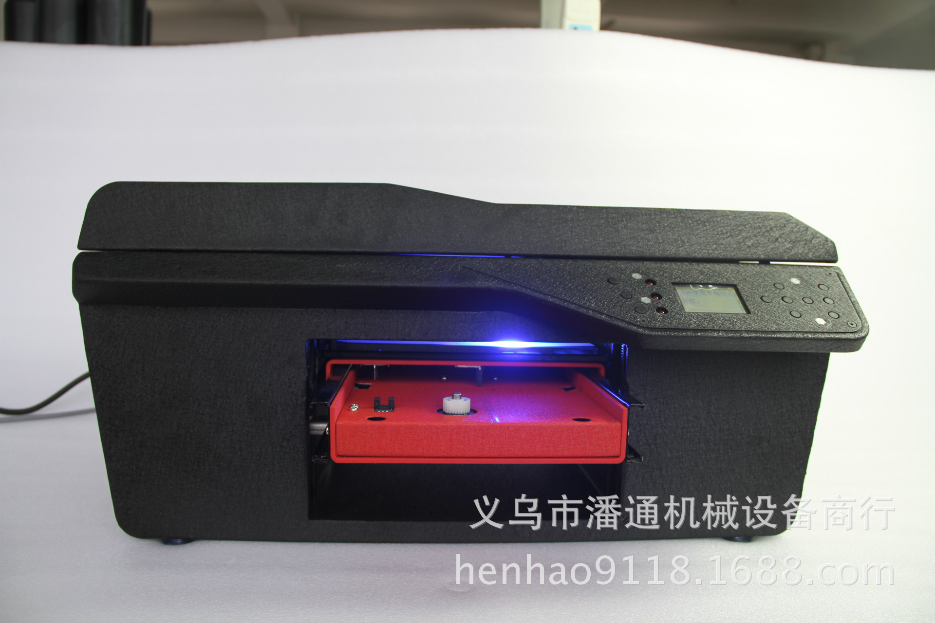 Máy in 3D  A 4 UV tablet printer UV Universal Printing phone shell printer printer manufacturers di