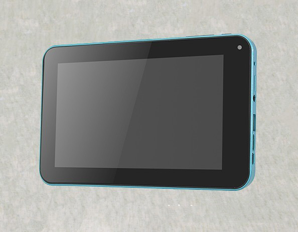 Quad-core 7-inch tablet with Rockchip RK3128 Bluetooth HDMI 1G 8G Flash Android 4.4