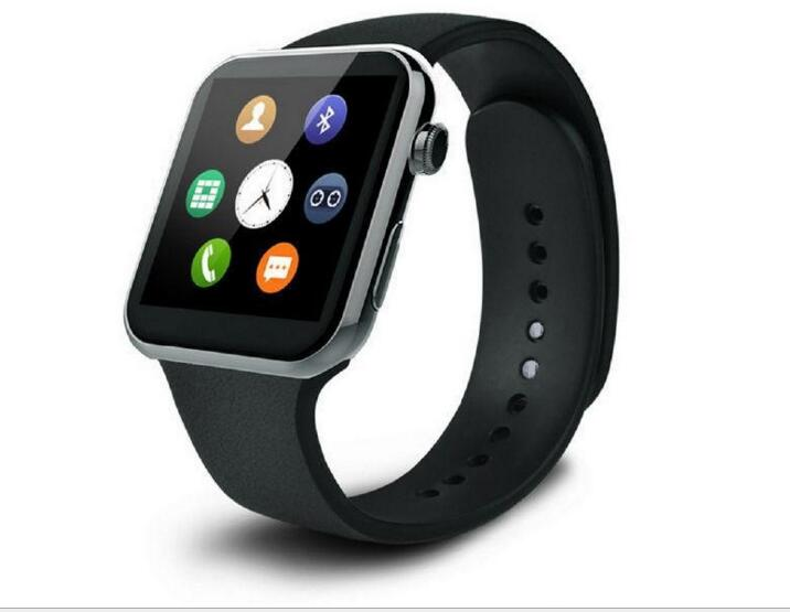 The new Foreign Trade A9 Bluetooth Smart Heart Rate Watch smart watches wearable device can call the