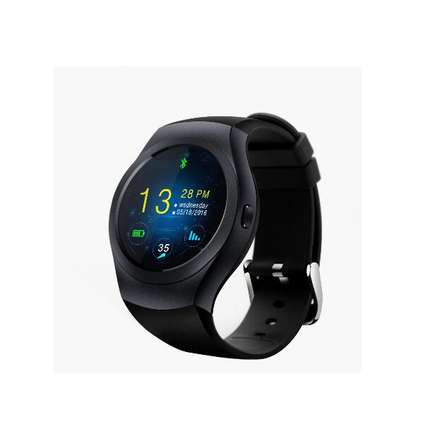 Full Circle KS2 touch screen smart card watch round screen can call Andrews / IOS QQ micro-channel 3