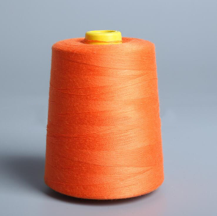 Dây kim loại  Direct selling quality DIY sewing thread polyester sewing thread hand stitching color