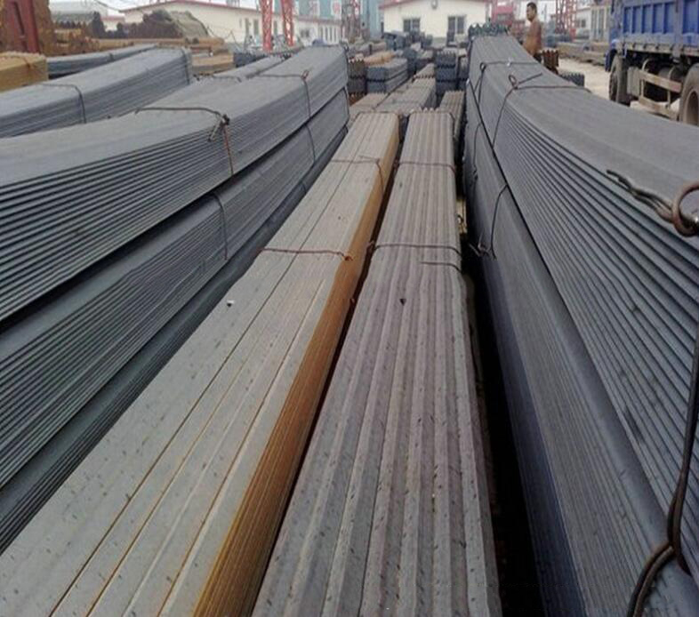 Equilateral angle Q345D guarantee genuine low-alloy material Laiwu Steel equilateral angle steel ang