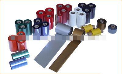 Ruy băng  Supply of red wax barcode ribbon 110MM * 90M