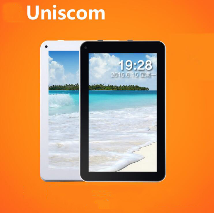 Uniscom / Purple electronic 8G WIFI 7 inch quad-core CPU Tablet PC Factory outlets]