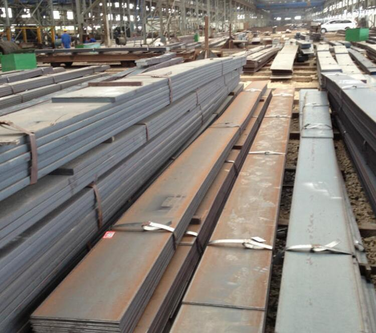 Wholesale Tianjin galvanized flat steel hot-rolled galvanized steel hot-rolled flat steel manufactur