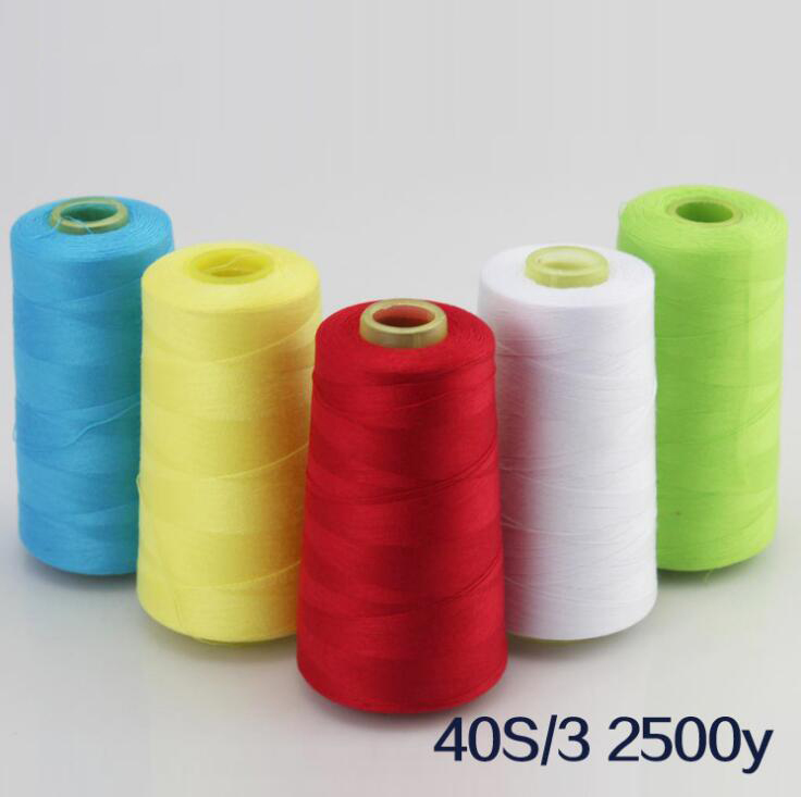 Dây kim loại   Textile materials polyester staple fiber sewing thread sewing thread sewing thread pa