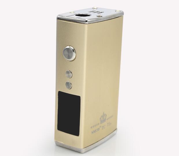 Hàng chính hãng giá gốc  Original authentic electronic cigarette smoke SMOK TC 75W big spike EVIC VT
