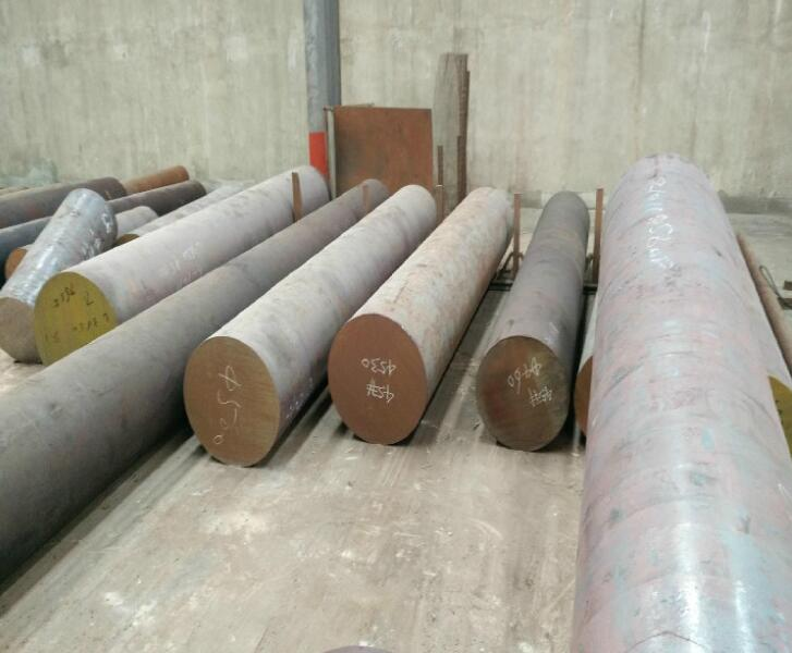 Thép cao cấp  Spot supply of large diameter round 40Cr alloy structural steel bar complete specific