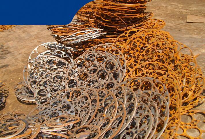 Shandong Liaocheng Hongyu Metal factory direct high-quality scrap scrap scrap metal scrap specificat