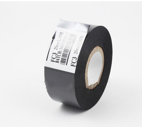 Ruy băng  FC3 ribbon typewriter ribbon 25 30 35mm * 100m import code ribbons thermal printing ribbo