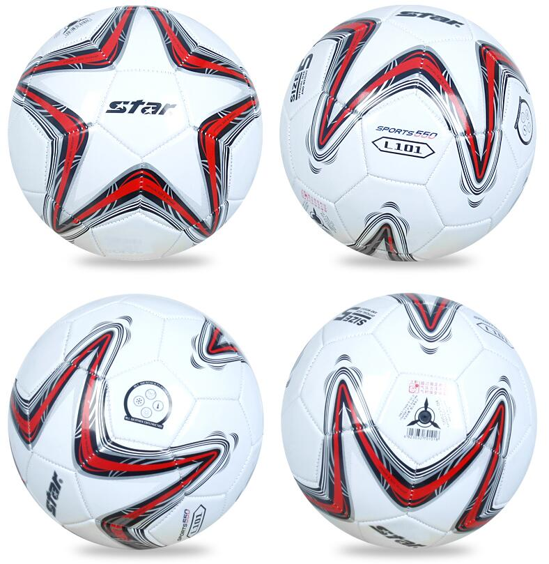 Simili tổng hợp   Authentic skadden/Star competition dedicated training football synthetic leather