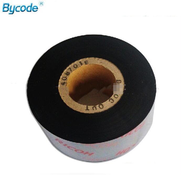 Ruy băng  Factory direct B110CR resin ribbons barcode ribbons with resin ribbons RICOH Tandai