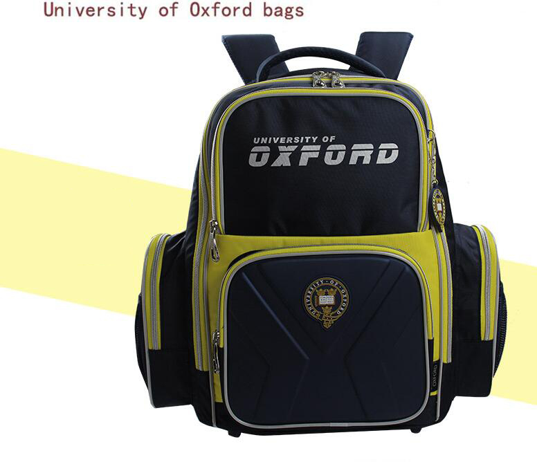 Simili tổng hợp   At the university of Oxford, senior high school boys and girls backpack synthetic