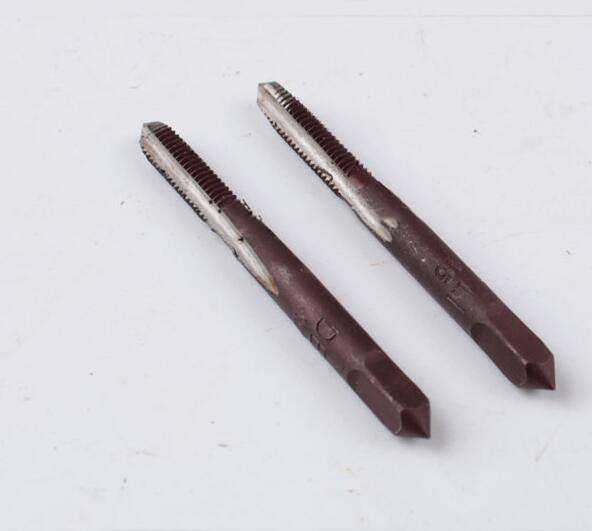 Right hand tools with alloy steel tap tap manually Tapping tapping bit Thread tapping